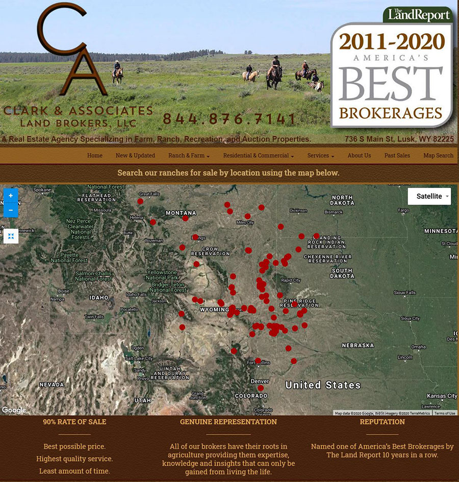 Casper Wyoming Website Designer